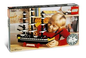 LEGO Creator Expert 10021 - USS Constellation