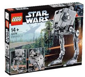 Klocki LEGO Star Wars 10174 - Ultimate Collector's AT-ST