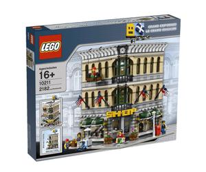 Klocki LEGO Advanced Models - Grand Emporium 10211