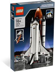 Klocki LEGO Advanced Models - Shuttle Adventure 10213