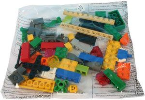 Klocki LEGO Serious Play - Window Exploration Bag 2000409