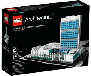 Klocki LEGO Architecture 21018 - United Nations Headquarters