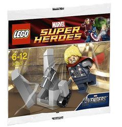 Klocki LEGO Marvel Super Heroes 30163 - Thor and the Tesseract