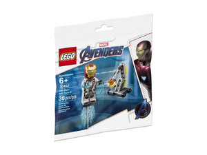LEGO Marvel Super Heroes 30452 - Iron Man and Dum-E