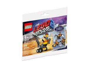 Klocki LEGO The LEGO Movie 2 30529 - Mini Master-Building Emmet