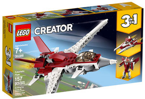 Lego 31086 Creator Futurystyczny Samolot Porównaj Ceny