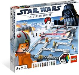 Klocki LEGO Gry 3866 - Star Wars: The Battle of Hoth