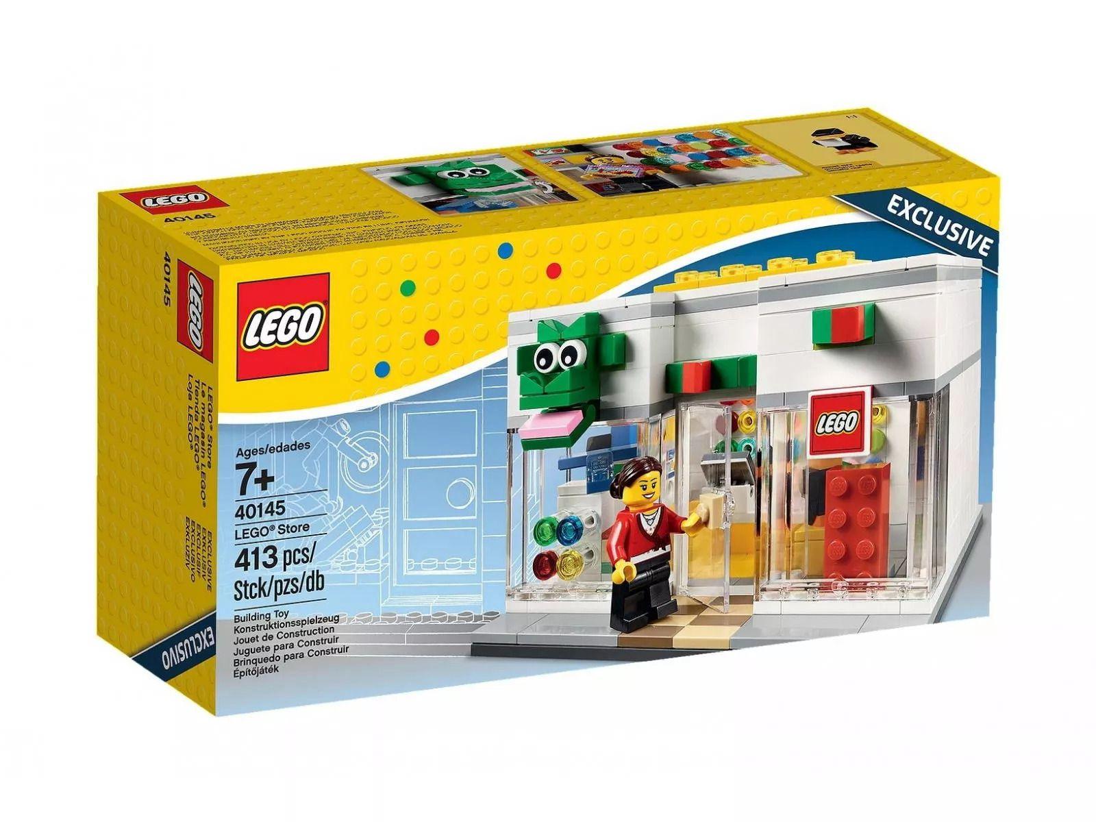 LEGO 40145 Promocyjne LEGO Store - porównaj ceny - promoklocki.pl