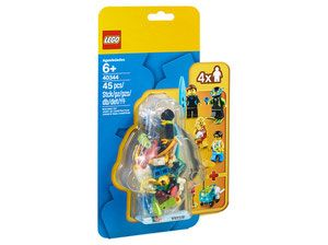 Klocki LEGO City 40344 - Summer Celebration Minifigure Set