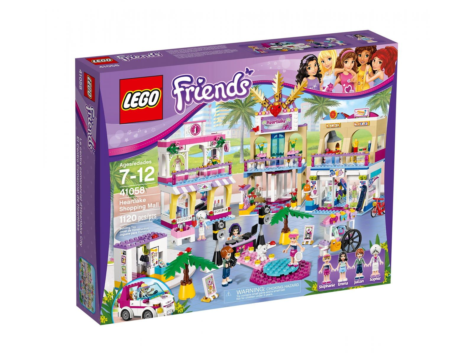 LEGO Friends 41058 Centrum Handlowe