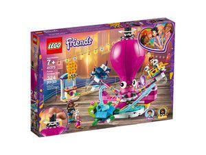 Lego 41373 Friends Karuzela Z Ośmiornicą Porównaj Ceny