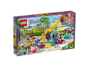 Lego 41374 Friends Impreza Andrei Na Basenie Porównaj Ceny