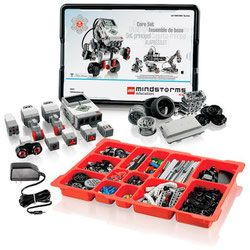 Klocki LEGO Education 45544 - LEGO MINDSTORMS Education EV3 Core Set
