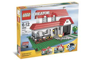Lego 4956 Creator Dom Porównaj Ceny