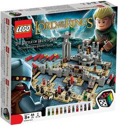 LEGO Gry 50011 - Lord of the Rings The Battle for Helms Deep