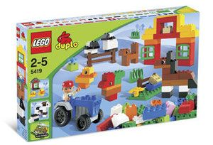 Klocki LEGO Duplo 5419 - Build a Farm