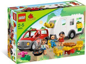 Lego 5655 Duplo Przyczepa Kempingowa Porównaj Ceny