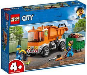 Lego 60220 City śmieciarka Porównaj Ceny