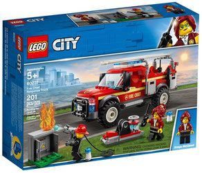 Lego 60231 City Terenówka Komendantki Straży Pożarnej Porównaj Ceny