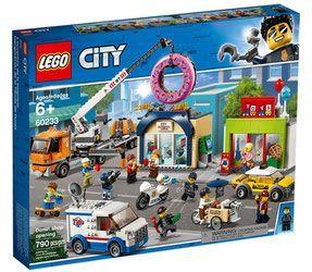 Lego 60233 City Otwarcie Sklepu Z Pączkami Porównaj Ceny