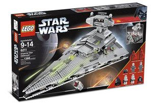 Klocki LEGO Star Wars 6211 - Imperial Star Destroyer