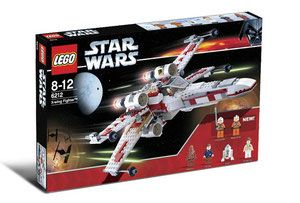 Klocki LEGO Star Wars - X-wing Starfighter 6212