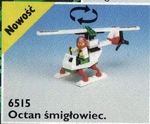 LEGO 6515 Town Octan śmigłowiec porównaj ceny promoklocki.pl