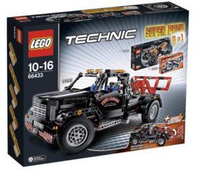 Klocki LEGO Technic - Super Pack 3in1 66433