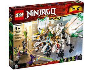 Lego 70679 Ninjago Ultrasmok Porównaj Ceny