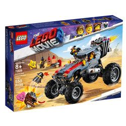 Klocki LEGO The LEGO Movie 2 70829 - Łazik Emmeta i Lucy