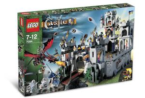 Lego 7094 Castle Zamek Królewski Porównaj Ceny