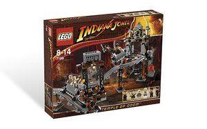 Lego 7199 Indiana Jones The Temple Of Doom Porównaj Ceny