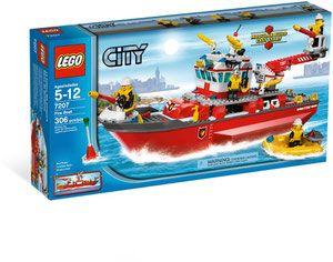 Lego 7207 City łódź Straży Pożarnej Porównaj Ceny