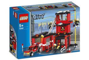 Lego 7240 City Remiza Porównaj Ceny