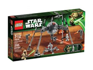 LEGO Star Wars 75016 - Homing Spider Droid
