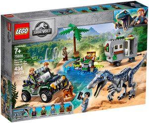 Lego 75935 Jurassic World Starcie Z Barionyksem Poszukiwanie