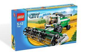 Lego 7636 City Kombajn Porównaj Ceny