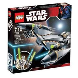 LEGO Star Wars 7656 - General Grievous Starfighter