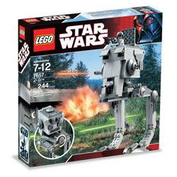 Klocki LEGO Star Wars 7657 - AT-ST