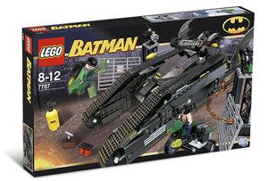 Klocki LEGO Batman 7787 - The Bat-Tank: The Riddler and Bane's H