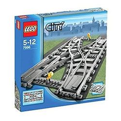 Klocki LEGO City 7996 - Train Rail Crossing