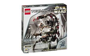 Klocki LEGO Technic 8002 - Destroyer Droid
