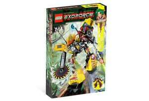 Klocki LEGO Exo-Force 8113 - Assault Tiger