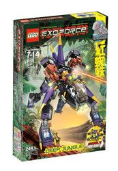Klocki LEGO Exo-Force 8115 - Dark Panther