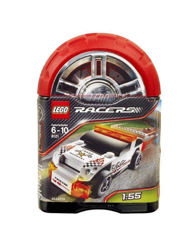 LEGO 8121 Racers Track Marshal porównaj ceny promoklocki.pl