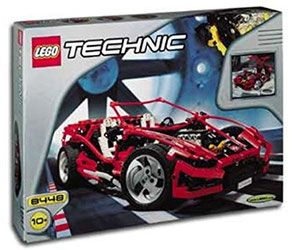 Klocki LEGO Technic 8448 - Super Street Sensation