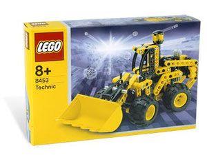 Lego 8453 Technic ładowarka Porównaj Ceny
