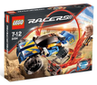 Klocki LEGO Racers - Ring of Fire 8494