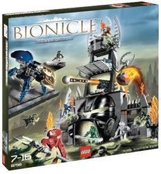 Klocki LEGO Bionicle 8758 - Tower of Toa