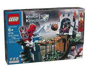 Klocki LEGO Knights' Kingdom 8778 - Border Ambush